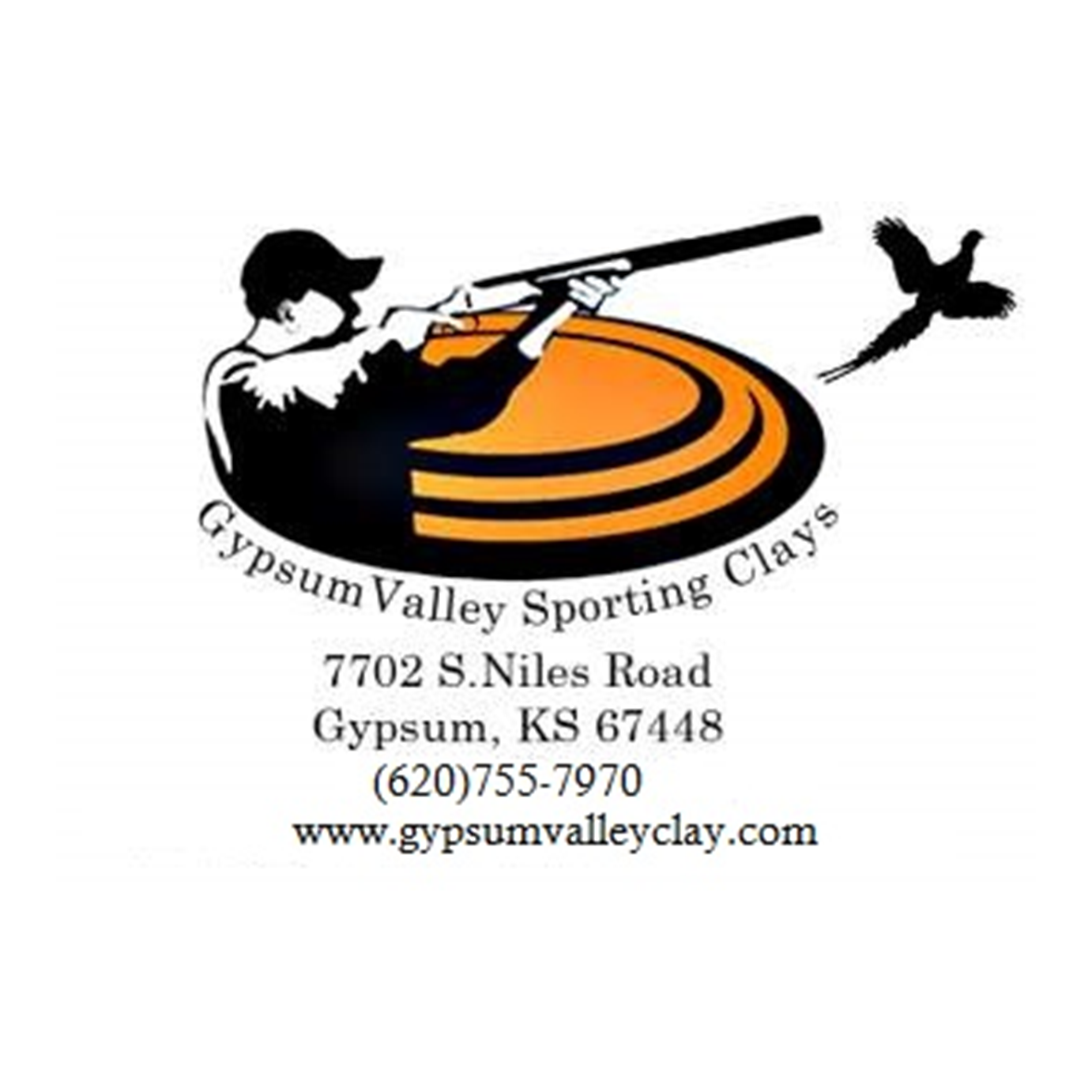 Gypsum Valley Sporting Clays Logo