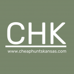 Cheap Hunts Kansas Logo